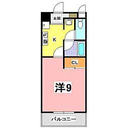 西新町駅 4.7万円