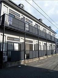 ルート門松駅IIB棟[2階]の外観