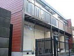 大阪府茨木市上中条1丁目の賃貸マンションの外観