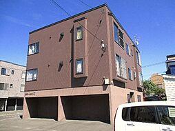北海道札幌市東区東苗穂四条1丁目の賃貸アパート