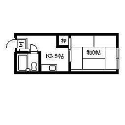 春日部駅 3.3万円