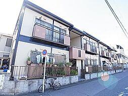 櫻シティーB[202号室]の外観