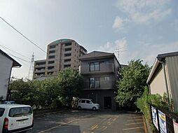 愛知県あま市中萱津五反田の賃貸マンションの外観
