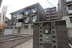 福岡県福岡市城南区長尾4丁目の賃貸アパートの外観