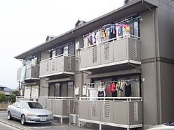 エクセル夏見台[2階]の外観