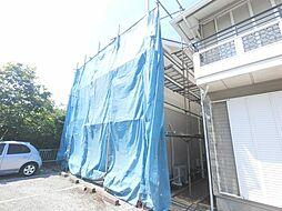千葉県佐倉市西志津3丁目の賃貸アパートの外観