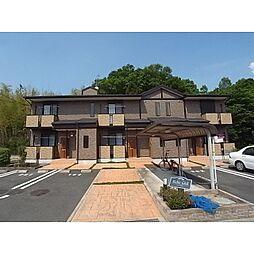 奈良県御所市三室の賃貸マンションの外観