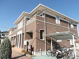 和歌山県和歌山市川辺の賃貸アパートの外観