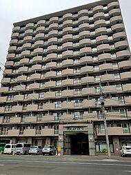 北海道札幌市中央区南5条東3丁目の賃貸マンションの外観