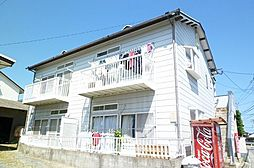 福岡県福岡市東区三苫3丁目の賃貸アパートの外観