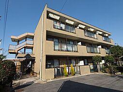 大阪府堺市東区日置荘北町3丁の賃貸マンションの外観