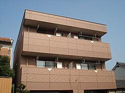 愛知県名古屋市瑞穂区牧町3丁目の賃貸マンションの外観