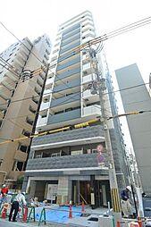 プレサンス江戸堀[6階]の外観