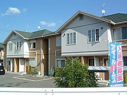 和歌山県有田郡有田川町大字庄の賃貸アパートの外観