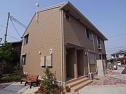 兵庫県神戸市西区北別府4丁目の賃貸アパートの外観