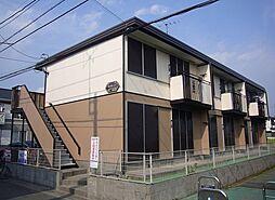 埼玉県さいたま市中央区八王子3の賃貸アパートの外観