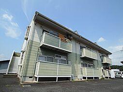 奈良県香芝市尼寺2丁目の賃貸アパートの外観