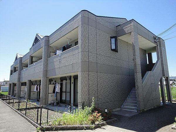 コート・ヴィラージュA棟[2階]の外観