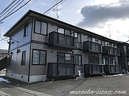 アビーロードA[2階]の外観