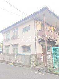 富士荘[2階]の外観