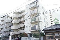 福岡県北九州市八幡東区山王2の賃貸マンションの外観