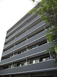 京都府京都市下京区堀川通五条下る柿本町の賃貸マンションの外観
