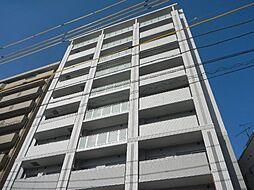 トンシェトア[2階]の外観