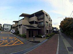 大阪府箕面市新稲5丁目の賃貸マンションの外観
