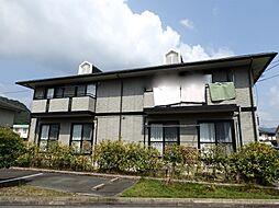パークサイド吉敷F棟[2階]の外観