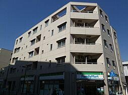 東京都世田谷区南烏山2の賃貸マンションの外観