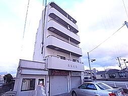 川原ビル[5階]の外観