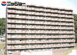 天神山マンションII号館[3階]の外観
