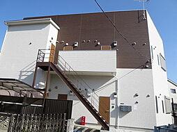 ベイルーム腰越[2階]の外観