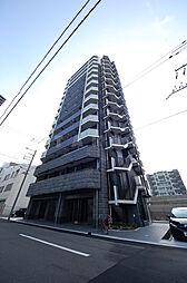 プレサンス北堀江[9階]の外観