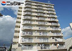 塩釜東 1号棟[2階]の外観