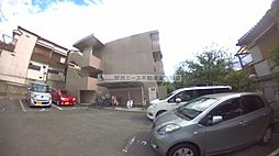 大阪府東大阪市東石切町3丁目の賃貸マンションの外観
