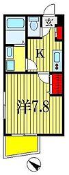 アーブル・グラン船橋宮本[3階]の間取り