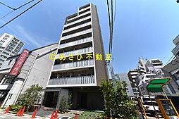 プラウドフラット浅草橋III[8階]の外観