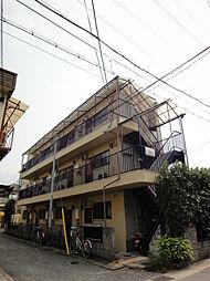 京都府京都市山科区厨子奥苗代元町の賃貸マンションの外観