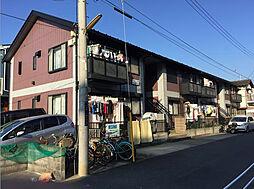 アイコート湘南B[1階]の外観
