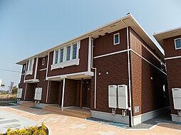 鹿児島県鹿児島市下福元町の賃貸アパートの外観