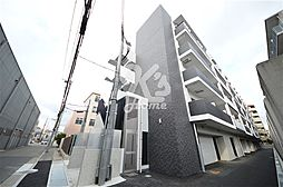兵庫県神戸市長田区菅原通5丁目の賃貸マンションの外観