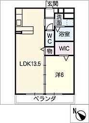 ションセイ G[2階]の間取り