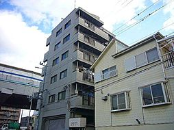 上嶋マンション[3階]の外観