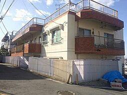 丘の上マンション[1階]の外観