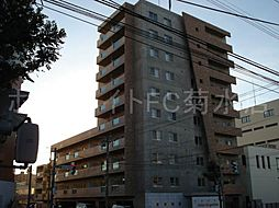 パルティーレ南郷通[5階]の外観