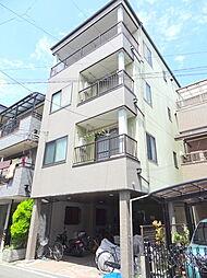 小林東マンション1[4階]の外観