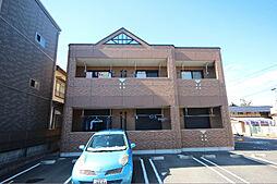 愛知県名古屋市港区正徳町3丁目の賃貸マンションの外観