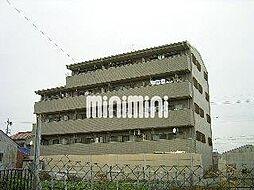 愛知県名古屋市中川区南脇町2の賃貸マンションの外観