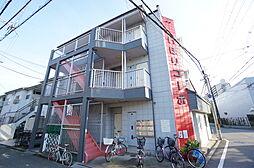 大阪府大阪市東淀川区上新庄3丁目の賃貸マンションの外観